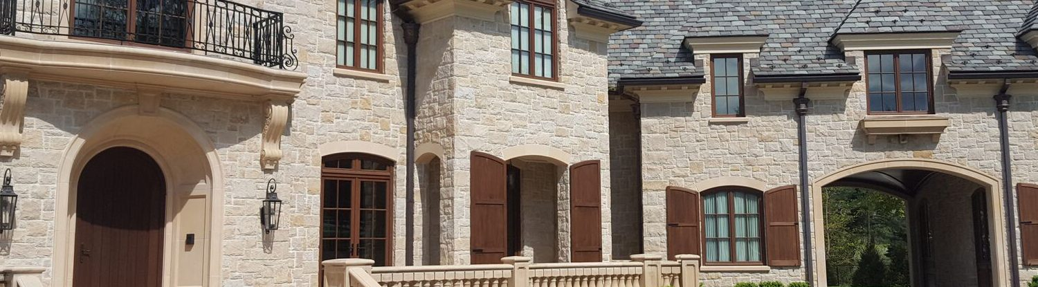 Traditional European wood windows and door systems