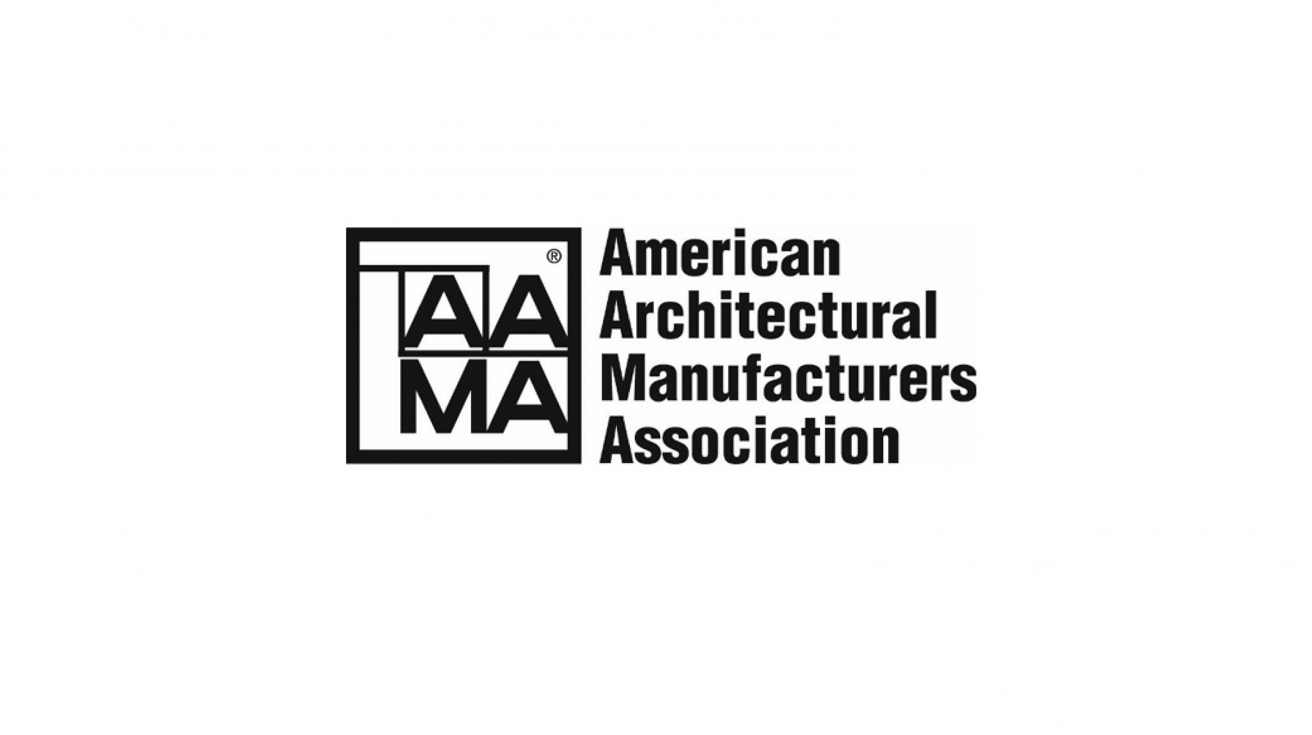 American Architectural Manufacturers Association Logo