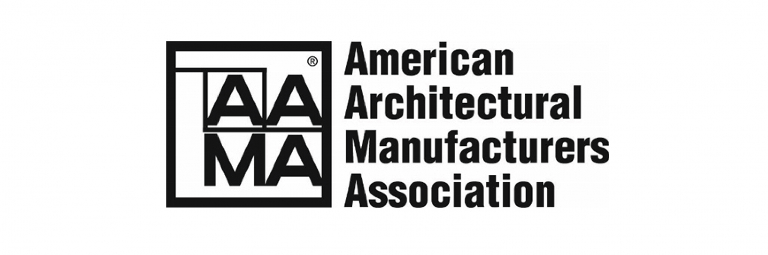 American Architectural Manufacturers Association logo