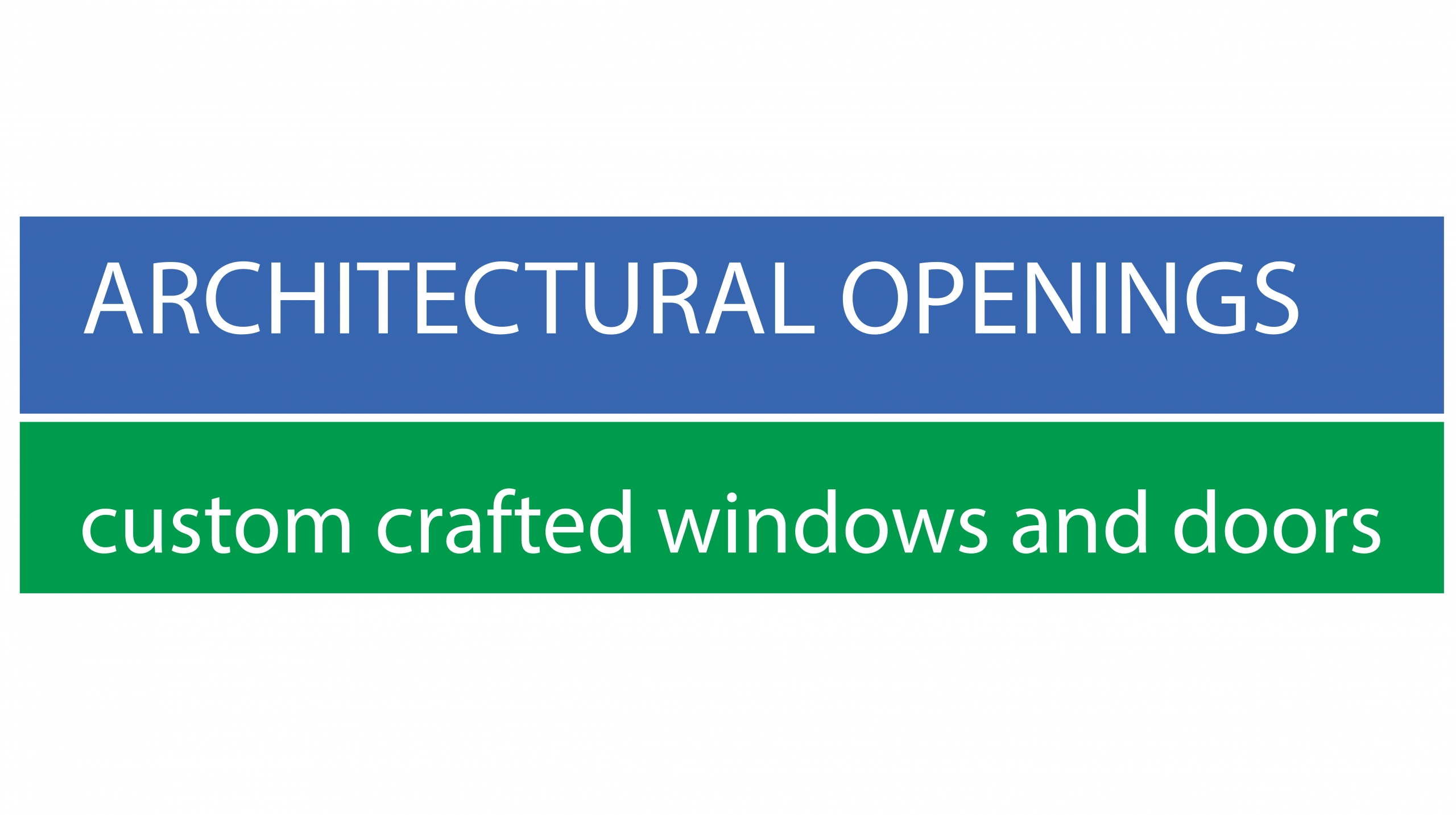 Architectural Openings logo